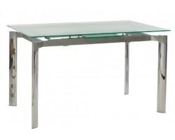 Μεταλλικό-Γυάλινο Τραπέζι, μοντέρνα σχέδια, κατάλληλα για κάθε χώρο!