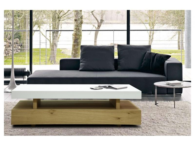 Τραπέζι Σαλονιού ΟΝΕ από ξύλο δρυ